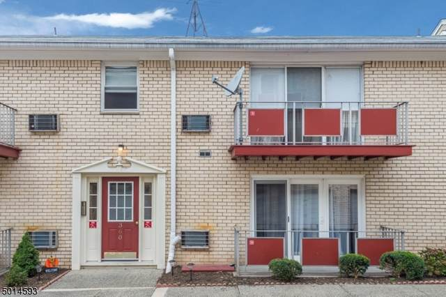 360 Hoover Ave Unit 109 #109, Bloomfield Twp., NJ 07003 (MLS #3667625) :: William Raveis Baer & McIntosh