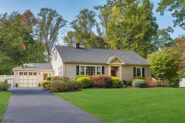 10 White Birch Dr, Hanover Twp., NJ 07950 (MLS #3669003) :: RE/MAX Select
