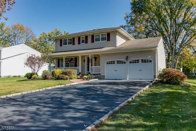 187 Hawthorne Drive, Clark Twp., NJ 07066 (MLS #3669222) :: The Sikora Group