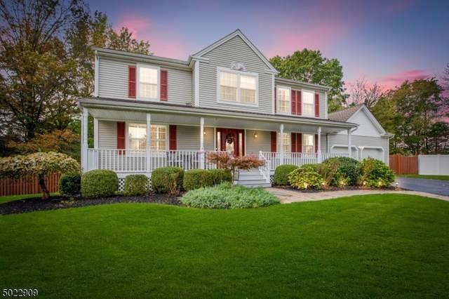 1 Ramapo Trl, Branchburg Twp., NJ 08876 (MLS #3669956) :: The Dekanski Home Selling Team