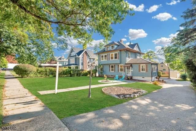 247 N Mountain Ave, Montclair Twp., NJ 07042 (MLS #3669957) :: Team Braconi | Christie's International Real Estate | Northern New Jersey
