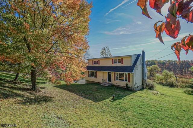 55 Davis Rd, Frankford Twp., NJ 07826 (MLS #3671277) :: Provident Legacy Real Estate Services, LLC