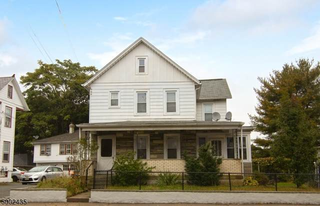 90 Main St, Netcong Boro, NJ 07857 (MLS #3671398) :: William Raveis Baer & McIntosh