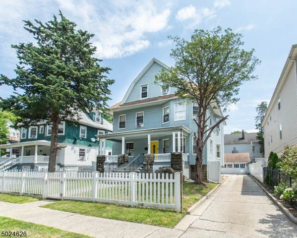 136 S Burnet St, East Orange City, NJ 07018 (MLS #3671533) :: RE/MAX Select
