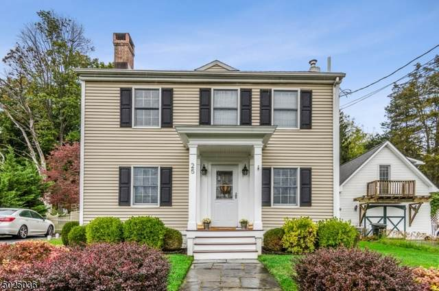 25 Maple Ave, Franklin Twp., NJ 08802 (MLS #3672490) :: RE/MAX Select