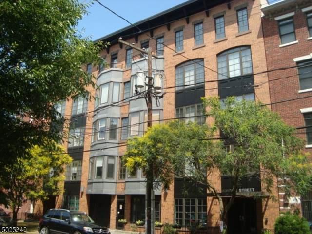 83 Monroe St 5C, Hoboken City, NJ 07030 (MLS #3672537) :: The Debbie Woerner Team