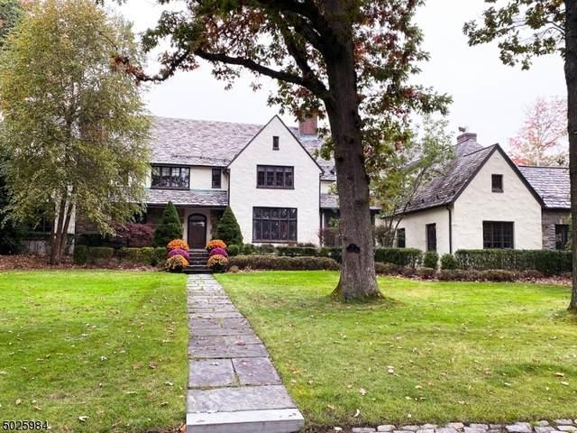 17 Oaklawn Rd, Millburn Twp., NJ 07078 (MLS #3672808) :: Provident Legacy Real Estate Services, LLC