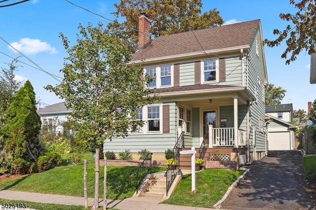 208 Franklin Ave, Maplewood Twp., NJ 07040 (MLS #3672980) :: REMAX Platinum