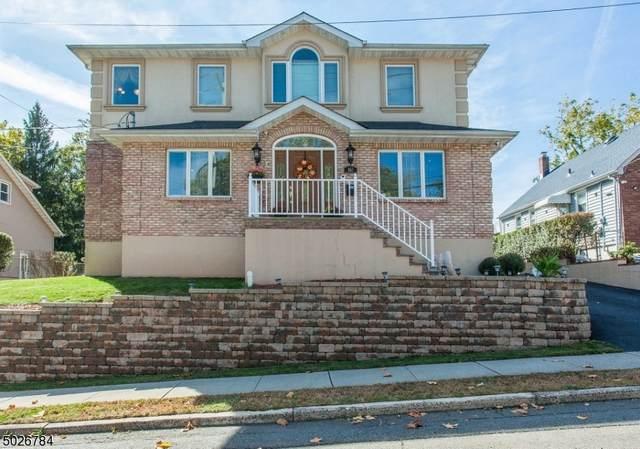161 Milton Ave, Nutley Twp., NJ 07110 (MLS #3673468) :: SR Real Estate Group
