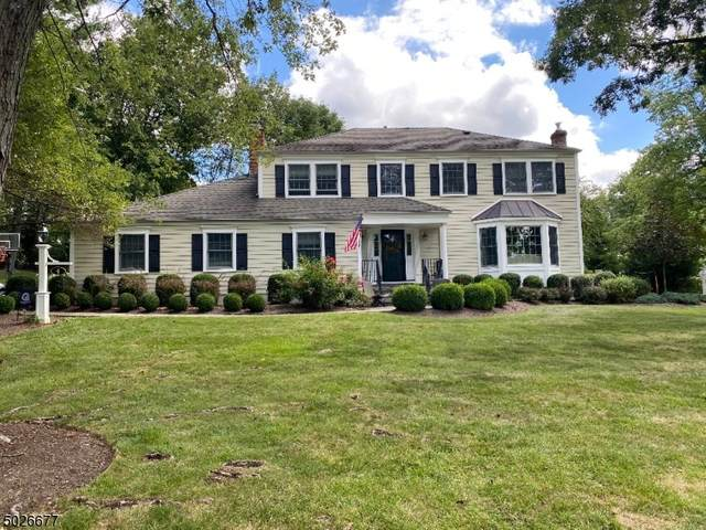 4 Hampton Rd, Chatham Twp., NJ 07928 (MLS #3673537) :: Team Braconi | Christie's International Real Estate | Northern New Jersey