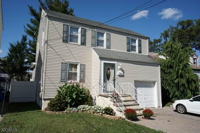 54 Melrose Ter, Linden City, NJ 07036 (MLS #3673593) :: Zebaida Group at Keller Williams Realty