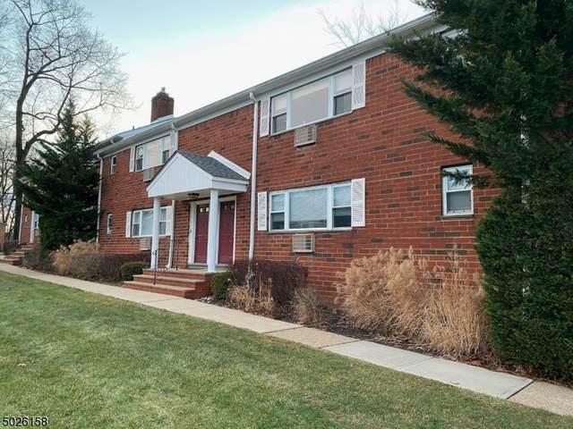 2467 Route 10 Bldg 40 Unit 4B 4B, Parsippany-Troy Hills Twp., NJ 07950 (MLS #3673814) :: Gold Standard Realty