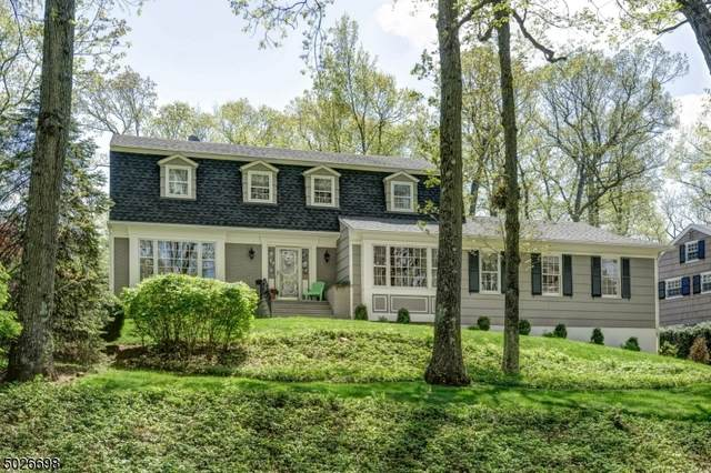 110 Sunset Dr, Chatham Twp., NJ 07928 (MLS #3673964) :: William Raveis Baer & McIntosh
