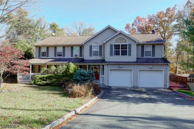 18 Overlook Dr, Denville Twp., NJ 07834 (#3674887) :: Jason Freeby Group at Keller Williams Real Estate