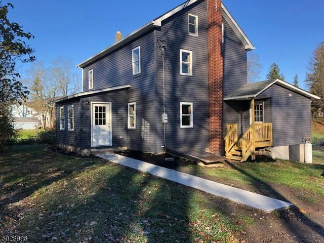 245 Route 519, Wantage Twp., NJ 07461 (MLS #3675525) :: The Premier Group NJ @ Re/Max Central