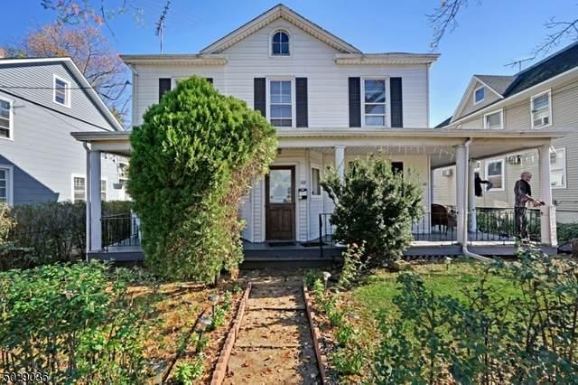116 Grove St, Somerville Boro, NJ 08876 (MLS #3675710) :: Team Cash @ KW