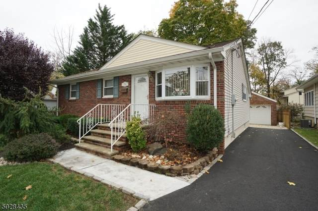 716 Elm Ave, Rahway City, NJ 07065 (MLS #3675738) :: The Sue Adler Team