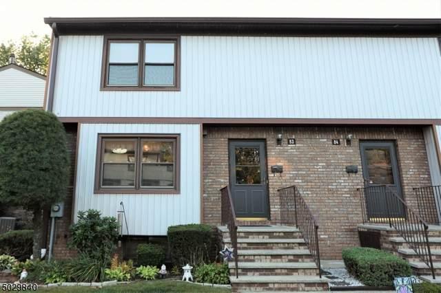 83 Highview Dr #83, Woodbridge Twp., NJ 07095 (MLS #3676257) :: Zebaida Group at Keller Williams Realty