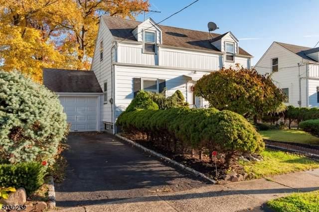 427 Fernwood Ter, Linden City, NJ 07036 (MLS #3676635) :: Zebaida Group at Keller Williams Realty