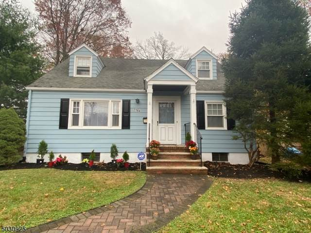 1164 Woodmere Pl, Plainfield City, NJ 07062 (MLS #3677274) :: Weichert Realtors