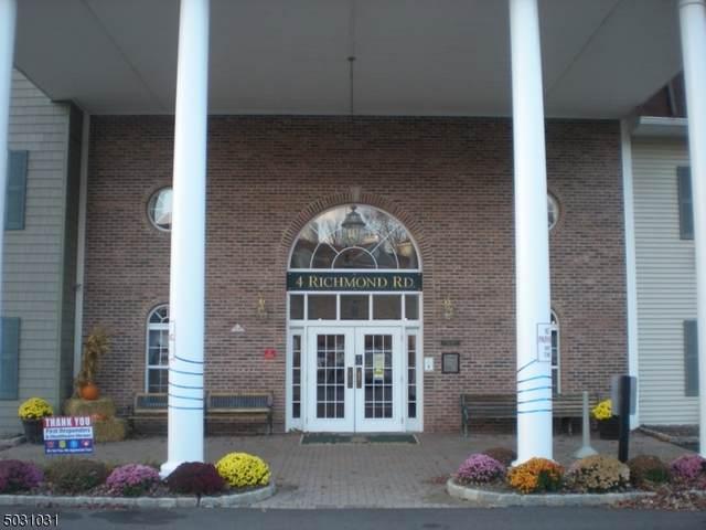 4 Richmond /Suite 118 Rd #118, West Milford Twp., NJ 07480 (MLS #3677394) :: Zebaida Group at Keller Williams Realty