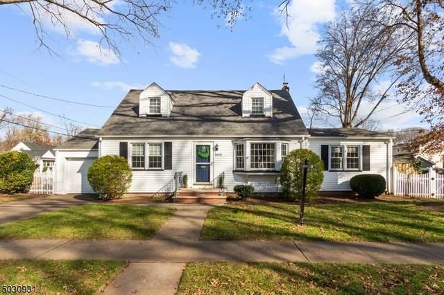 608 Lexington Ave, Cranford Twp., NJ 07016 (#3677666) :: Daunno Realty Services, LLC