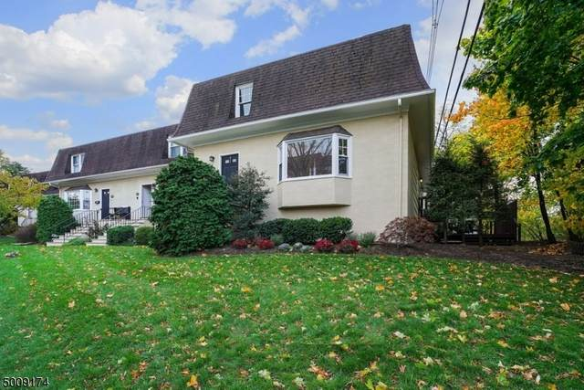 45 Hill St, Morristown Town, NJ 07960 (MLS #3677987) :: SR Real Estate Group
