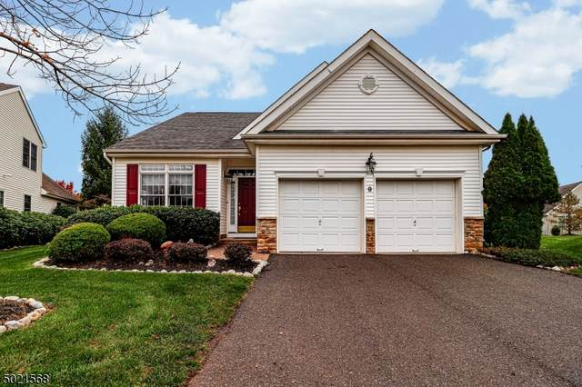 8 Nortwick Ct, Franklin Twp., NJ 08873 (MLS #3678408) :: The Sikora Group