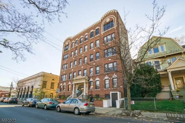 145 Harrison Ave 1B, Jersey City, NJ 07304 (MLS #3678538) :: The Sikora Group