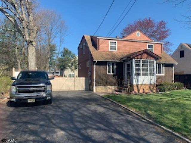 53 N 10Th St, Kenilworth Boro, NJ 07033 (MLS #3678554) :: The Dekanski Home Selling Team