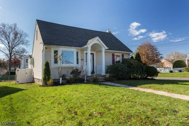 30 Morse St, Cranford Twp., NJ 07016 (#3679134) :: Daunno Realty Services, LLC