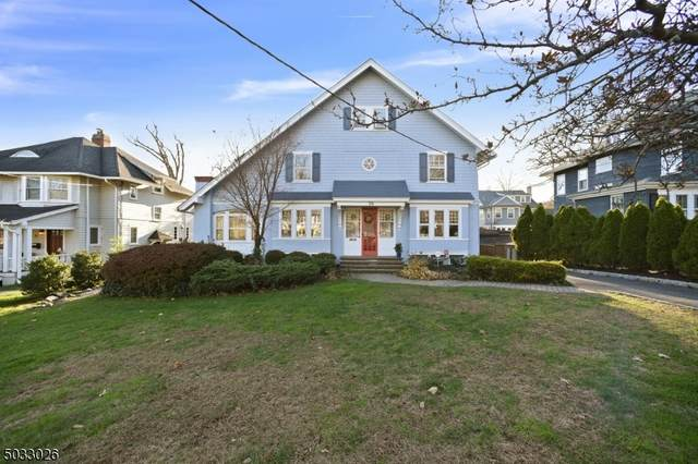 94 Durand Rd, Maplewood Twp., NJ 07040 (MLS #3679298) :: Weichert Realtors