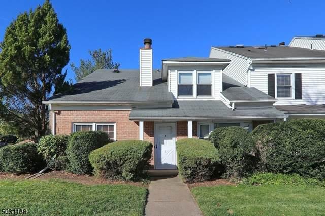 1 Wareham Village, Scotch Plains Twp., NJ 07076 (#3679710) :: Daunno Realty Services, LLC