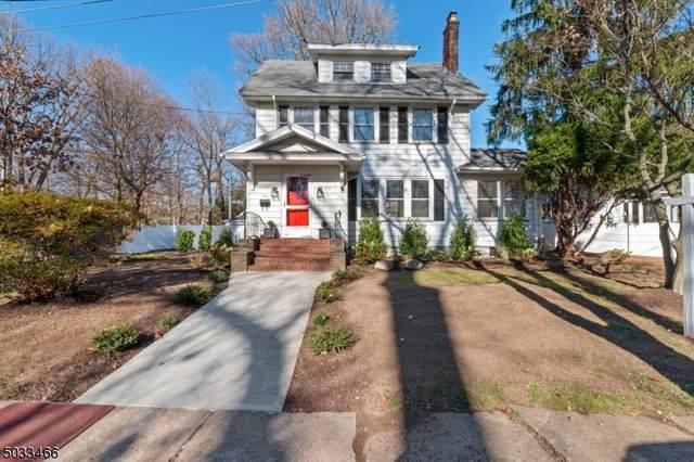 256 N Fullerton Ave, Montclair Twp., NJ 07042 (MLS #3679830) :: RE/MAX Select