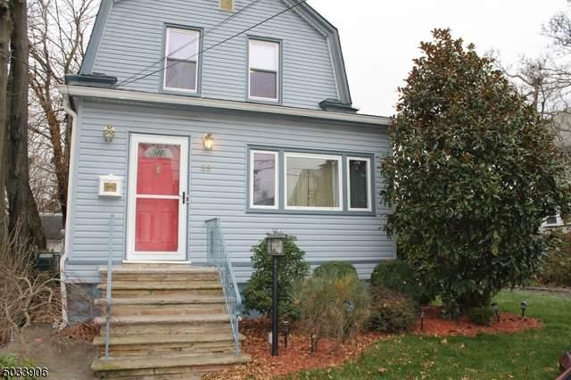 55 Princeton St, Maplewood Twp., NJ 07040 (MLS #3679972) :: The Lane Team