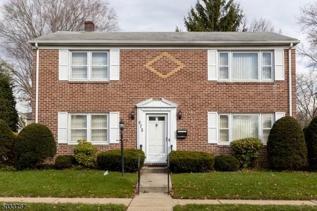 675 Harrison St #2, Rahway City, NJ 07065 (MLS #3680386) :: Coldwell Banker Residential Brokerage