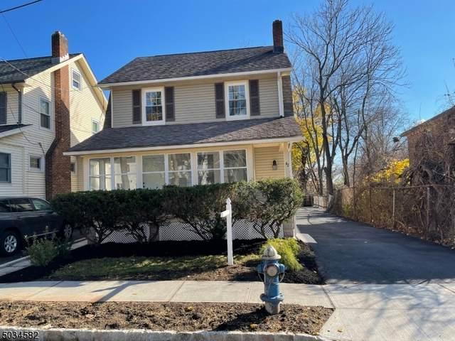 42 Randolph Place, West Orange Twp., NJ 07052 (MLS #3680635) :: RE/MAX Platinum