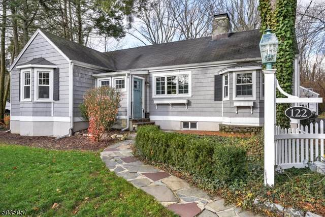 122 Intervale Rd, Mountain Lakes Boro, NJ 07046 (MLS #3680976) :: RE/MAX Select