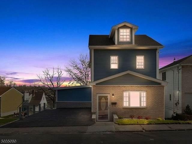 146 Prospect St, Hasbrouck Heights Boro, NJ 07604 (#3681009) :: NJJoe Group at Keller Williams Park Views Realty