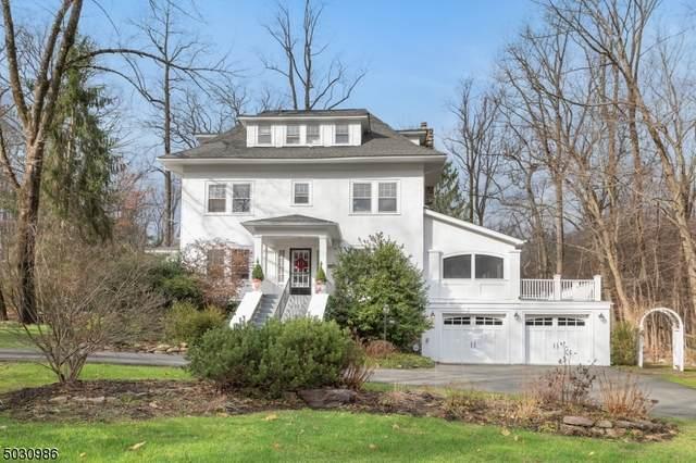 135 Morris Ave, Mountain Lakes Boro, NJ 07046 (MLS #3681145) :: RE/MAX Select