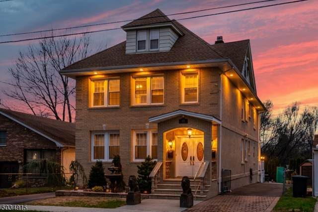 22 Essex St, Nutley Twp., NJ 07110 (#3681206) :: Nexthome Force Realty Partners