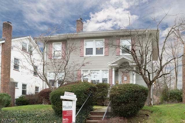 216 Kingsland Ter, South Orange Village Twp., NJ 07079 (MLS #3681299) :: The Lane Team
