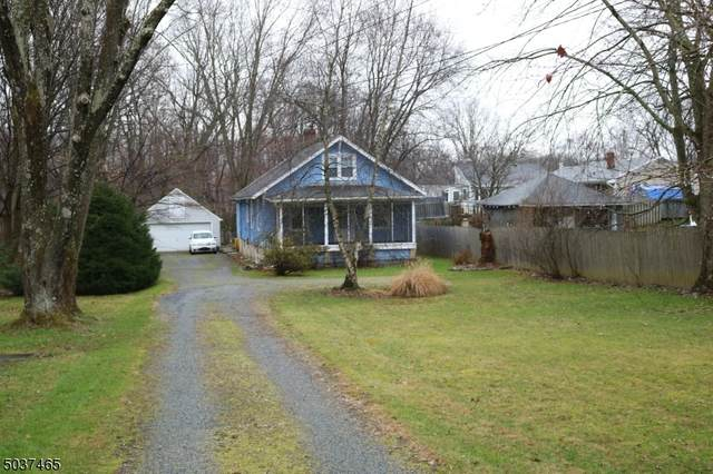 31 Beaver Ave, Clinton Twp., NJ 08801 (MLS #3683163) :: The Sikora Group