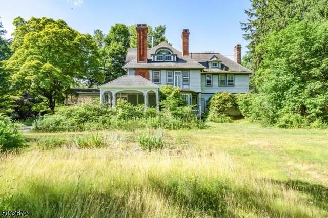1 Knox Hill Rd, Morris Twp., NJ 07960 (MLS #3685041) :: SR Real Estate Group