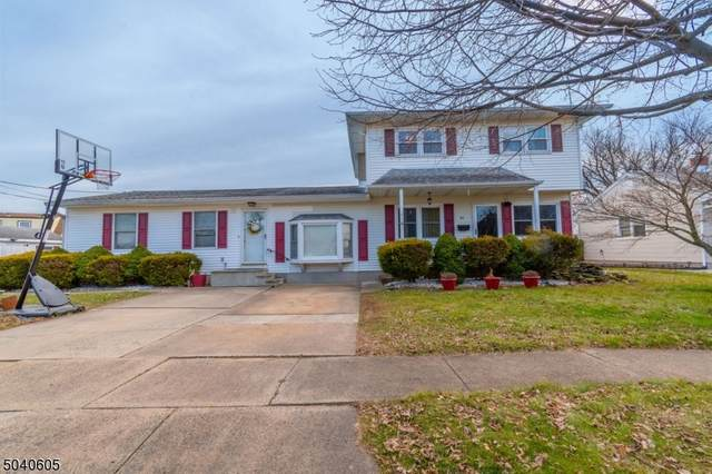 93 Louise Dr, Manville Boro, NJ 08835 (MLS #3685755) :: SR Real Estate Group