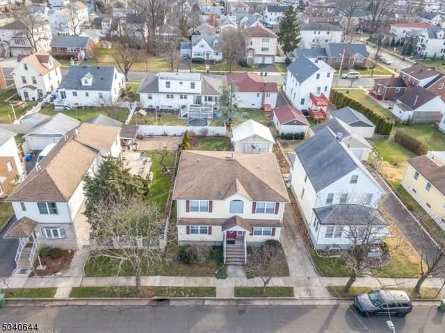 120 E Stimpson Ave, Linden City, NJ 07036 (MLS #3685770) :: The Premier Group NJ @ Re/Max Central
