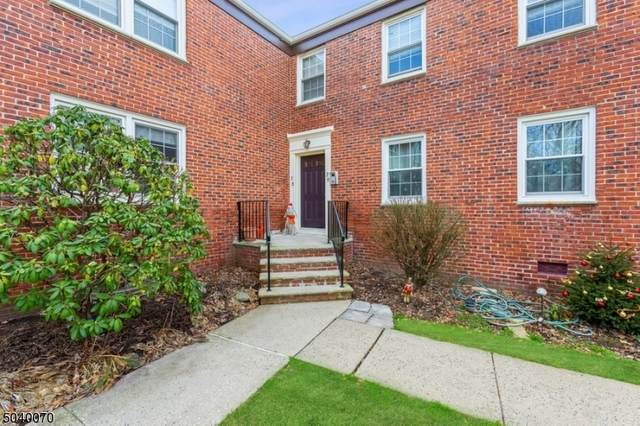 390 Morris Ave #29, Summit City, NJ 07901 (MLS #3685811) :: Zebaida Group at Keller Williams Realty