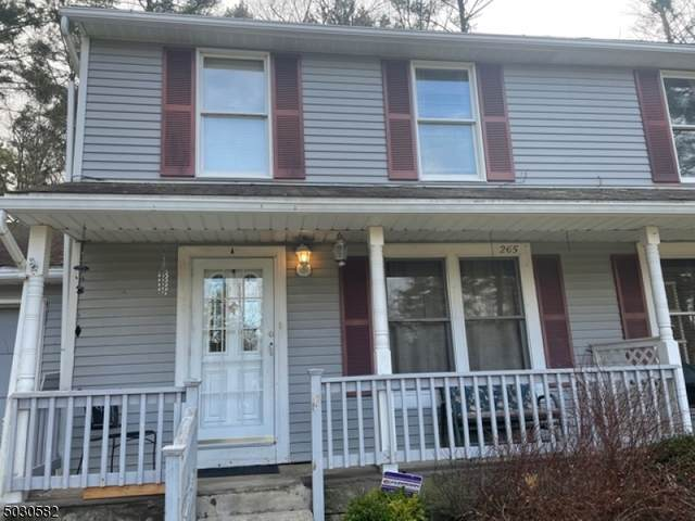 265 -A OLD CHIMNEY RDG, Montague Twp., NJ 07827 (MLS #3685991) :: Caitlyn Mulligan with RE/MAX Revolution
