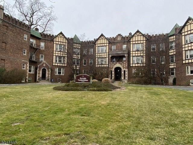 8 Riverside Dr #209, Cranford Twp., NJ 07016 (MLS #3686441) :: The Dekanski Home Selling Team