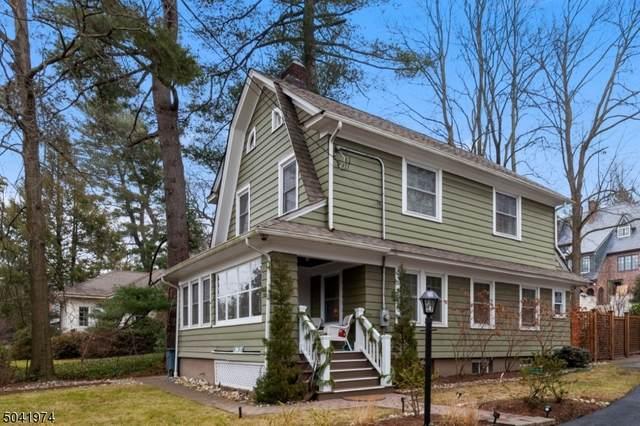 181 Glenwood Ave, Leonia Boro, NJ 07605 (MLS #3686818) :: William Raveis Baer & McIntosh
